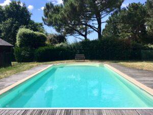 Parc en Illis Une maison de charme à la campagne entre plage et piscine